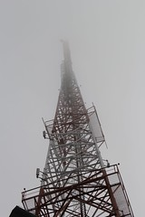 Playing with the weather 16 (Pulpolux !!!) Tags: tower radio mexico tv technology steel structure communication microwave signal antenna telecomm frequency