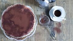 ricottamisu 87 16noni (oliveri.stefania) Tags: senzaglutine glutenfree torta cioccolato caff cake