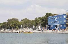 Primera Linea de Playa (brujulea) Tags: brujulea albergues alcazares los murcia albergue mar acuatic primera linea playa