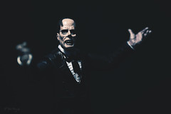 What do you offer for their lives? (3rd-Rate Photography) Tags: phantomoftheopera lonchaney universalmonsters universalhorror silentfilm toy toyphotography diamondselect canon 5dmarkiii 100mm macro jacksonville florida 3rdratephotography earlware