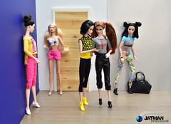 JATMAN - 0927 K-Pop Me E03 - 01 (JATMANStories) Tags: fashionroyalty kpop korean girlgroup drama diorama barbie 16scale dolls