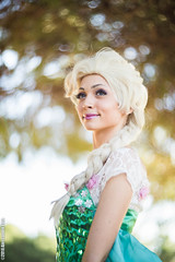 Elsa Fever cosplay by Veronica Fadda (P a z u) Tags: elsa fever helios