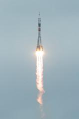 Expedition 49 Launch (NHQ201610190014) (NASA HQ PHOTO) Tags: kazakhstan baikonur roscosmos baikonurcosmodrome expedition49launch kaz expedition49 nasa joelkowsky soyuzms02