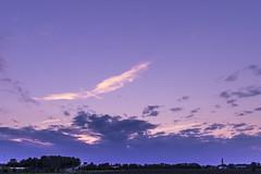 ...e un altro giorno che vola via....another day flying away. (Frigo Daniele) Tags: cielo cloud magiclight fujifilmitalia landscape fujifilm flyingaway sky