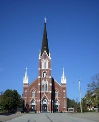 St. Mary's (projectblackweather) Tags: church ia iowa riverside 1907 architecture