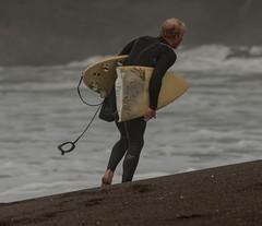 Big Wave Advisory (cetch1) Tags: waveporn surfer surfboard rodeobeach bigwave water