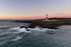 Dawn over Buchan Ness (iancowe) Tags: buchan ness lighthouse buchanness dawn sunrise drone djiphantom4 dji phantom 4 boddam scotland gloaming north sea aberdeenshire scottish peterhead stevenson nlb northernlighthouseboard