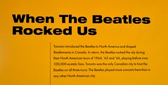 50th Anniversary Of The Beatles In Toronto .... When The Beatles Rocked Toronto (Greg's Southern Ontario (catching Up Slowly)) Tags: music thebeatles thebeatlestoronto whenthebeatlesrockedtoronto toronto torontoist 1960s