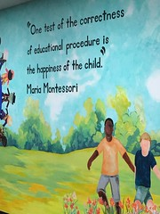 Mindfulness Presentation at Geist Montessori