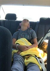 (Dash_Against_Darkness) Tags: family roadtrip moving sleep sleepyhead