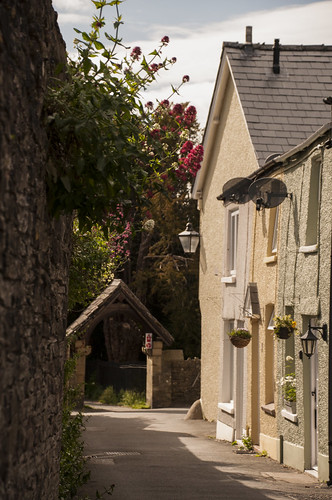 streets of Crickhowell