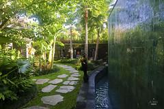 Water feature (A. Wee) Tags: sankara resort hotel  ubud bali  indonesia