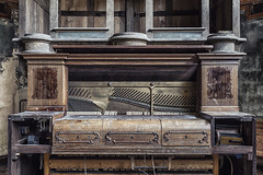 - Organ - (- Folow me on www.j0s0k.com -) Tags: geoffroy soquette j0s0k j0s0kcom photography photo picture pics image photographie canon eos 50d sigma wideangle 50mm instagram flickr facebook 500px urbex exploration explo beautiful wonderful amazing surrender magnificent resignation splendid lovely marvelous gorgeous great wallifornia wallonie belgique belgium color colorfull ghost decay abandoned deserted derelict forsaken disused abbandonato verlassen verlaten forlatt abandonado заброшенный övergiven opuštěný forgotten lost place lostplace urban urbaine decaying beauty dilapidate batter laying aside leave