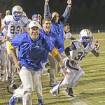 LHS Football, Varsity, v Sumter, Playoffs, 11-18-2016
