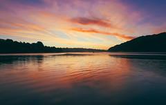 Good morning! (Callister Alex) Tags: sunrise devoran cornwall kernow uk england fal river estury carrick colours sun calm morning light canon 5d boats