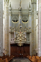 Orgue de la Cathédrale (Domkerk) Saint Martin d'Utrecht - Pays Bas (Vaxjo) Tags: paysbas netherland utrecht cathédrale domtoren domkerk