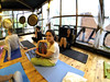 Golden & Dance - Gong Meditation Moscow (kosmasolarius) Tags: gongmaster gongmeditation gong gongs symphonicplanetgongs paiste mint elephant moscow kosmasolarius