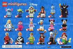 Collectible Minifigures Disney (AB Quest) Tags: lego collectible minifigures disney
