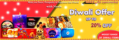 Buy Diwali Special Gifts offers Upto 20% off on Needs the Supermarket (Needs the Supermarket) Tags: buy diwali special gifts offers upto 20 off needs supermarket