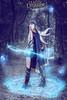 【 League of Legends : Freljordian 】 (Huỳnh MiNH Trí) Tags: gorillazs photographer saigon shoot light professional outdoor action ashe frost archer freljord game cosplay league legends