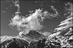 The Matterhorn , the Symbol of Switzerland. Winter paradise , a view from Zermat .No, 4106. (Izakigur) Tags: flickr izakigur matterhorn switzerland snow mountain white alpes swiss winter alps alpi cervino cervin zermatt nikkor trainstation clouds light europe nature swissfranc lepetitprince pov symbol choclate bank i love you robbie williams helvetia schwyz nikon dieschweiz feel suiza liberty europa svizzera suizo sussa suisia sch lasuisse climb every laventure suisse landscape my music to eyes outdoor piste topf25 topf450 100fvaes 200faves 250faves 30faves