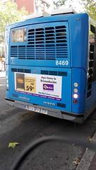 EMT Madrid 8469 (noge6512) Tags: irisbus iveco cityclass cursor gnc hispano habit emt madrid lnea 141 8469 02122016