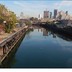 Figure 4: View of the Upper Section of the Gowanus Canal in Brooklyn, NY thumbnail