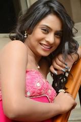 South Actress Deepika Das Hot in Pink Dress- Photos Set-6 (25)