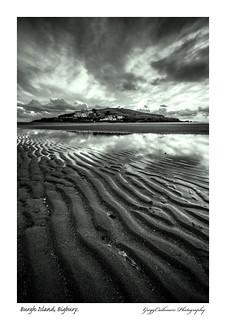 Bigbury Sand Mono