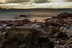 Babbacombe rocks (SimonAggett) Tags: babbacombe oddicombe torquay beach devon rocks seascape ndfilter bigstopper coastline nikon d7100 lee nd filter
