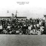 Armenian community of Manchuli, China, c. 1919