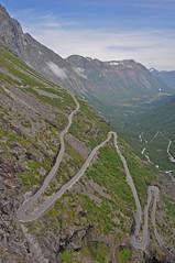Norway - Trollstigen