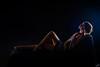 IMG_0175 (Fr-EM (photos de Modèles)) Tags: 2016 clothilde studio photographe37 photographetours 550d canon eos femme woman frem modèle model photo picture gracieuse graceful fille girl sexy sensualité sensuality sensuelle sensual strobist photoshop brune studioblanc rayures jambe leg sofa lowkey silhouette studionoir