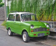 Mazda B600 (Everyone Sinks Starco (using album)) Tags: mobil car automobile otomotif mazda mazdab600 mazdaporter