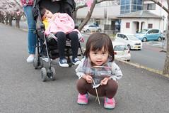 Portrait on the embankment (Wunkai) Tags: mitoshi ibarakiken japan     jeanwang embankment dike