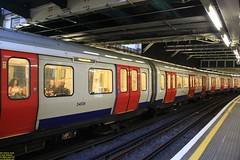 Bombardier S8 Stock MS Car #24026 (busdude) Tags: bombardier s8 stock ms car motor shoegear tfl transport for london underground londonunderground