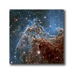 Monkey Head Nebula (Cool Science Art) Tags: ngc2174 nebula coolscienceart spacepics nasagallery