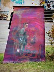 Moe79 / Berlin Teufelsberg - 20 nov 2016 (Ferdinand 'Ferre' Feys) Tags: deutschland germany berlin streetart artdelarue graffitiart graffiti graff urbanart urbanarte arteurbano moe79