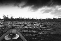 Bleak (deanspic) Tags: wintercanoeing canoe canoeing paddle paddling bleak noir g3x explore