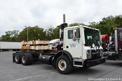 Mack MRU613 Test Truck (Trucks, Buses, & Trains by granitefan713) Tags: mack macktruck mackterrapro mackmru mackmru613 mru613 terrapro coe cabover chassis truck testtruck powertraintesttruck