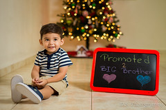 Guess who got promoted... (D.S.Photography) Tags: boy baby big brother maternity shoot canon 6d 2470 series bokeh