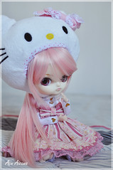 Happy B-Day, Kitty!!!  (Au Aizawa) Tags: fashion japanese outfit doll hellokitty dal sanrio phoebe maretti angelicpretty hellcatpunks