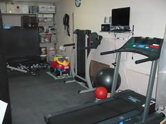 Gym media center