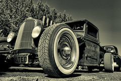 Wasted 32 (tanalised) Tags: nostalgia strip nz hotrod drags 2012 dragstrip meremere nostagic framautolite alistairmorrow tanalised nostagiadrags