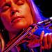 Genevieve Walke - Violinist for Krishna Das