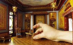To be honest I've outgrown the place..... (Sweetington) Tags: scale giant miniatures miniature interior painted handpainted chinoiserie decor interiordesign regency playmobil dollhouse dollshouse sidford timsidford wwwtimsidfordcom