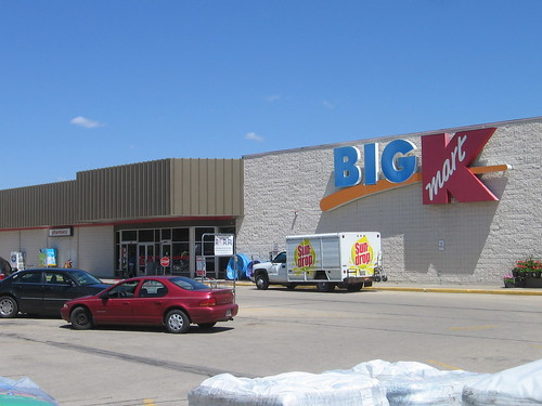 Shawano (WI) United States  city photos gallery : Kmart store #3769 Shawano, WI by Andrew T...has left the building