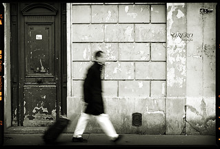 Paris, Rue Rome