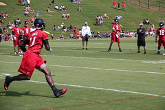 2012 Atlanta Falcons Minicamp - Day 2 (Atlanta_Falcons) Tags: fff mattryan minicamp juliojones 2012offseason atlminicamp atlminicampday2