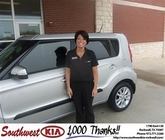 Southwest KIA of Rockwall would like to wish a Happy Birthday to Sheena Cannon! (Southwest Kia Rockwall) Tags: new southwest car sedan truck wagon happy dallas texas tx used vehicles mesquite bday dfw kia van suv coupe rockwall dealership hatchback dealer customers minvan 4dr metroplex shouts 2dr preowned